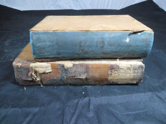 Two Very Early Law Related Books