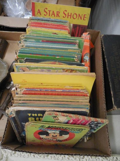 Huge Group Lot Of Colorful Children's Books