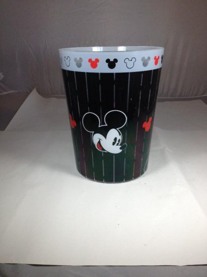 Mickey Mouse garbage can