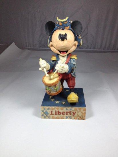 Mickey Mouse Drummer Decorative Shelf Piece