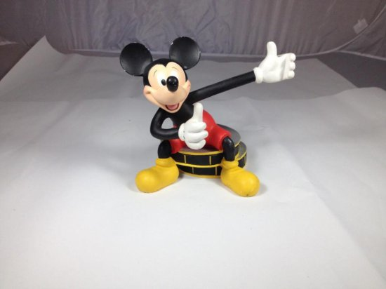 Mickey Mouse Decorative Figure