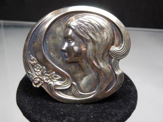 Vintage Sterling Silver Lunt Mother's Day 1973