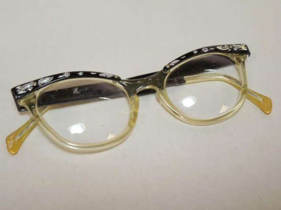 Pair Of Vintage Retro 1950s Glasses