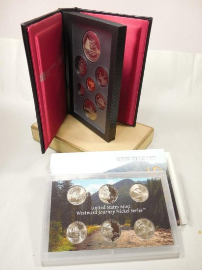 Canadian Coin Mint Set Plus Nickel Sets
