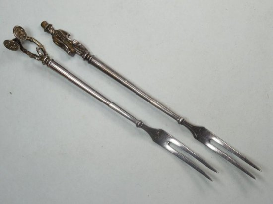 2 Early Silver Forks Inc. Sterling And 800