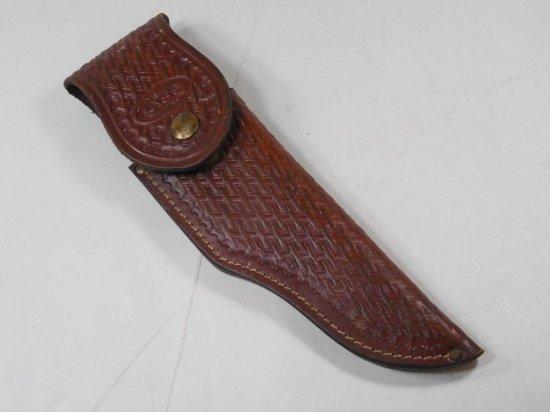 Vintage Leather Case Knife Sheath
