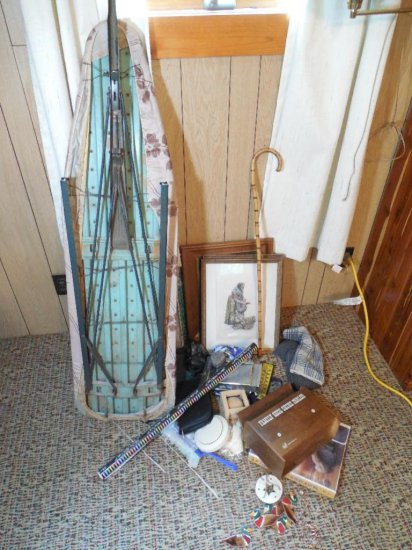 Group Lot Of Vintage And Antique Items