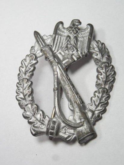 Wwii Nazi German Infantry Assault Badge