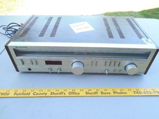 Vintage Kenwood Stereo Tuner/Receiver KR-720