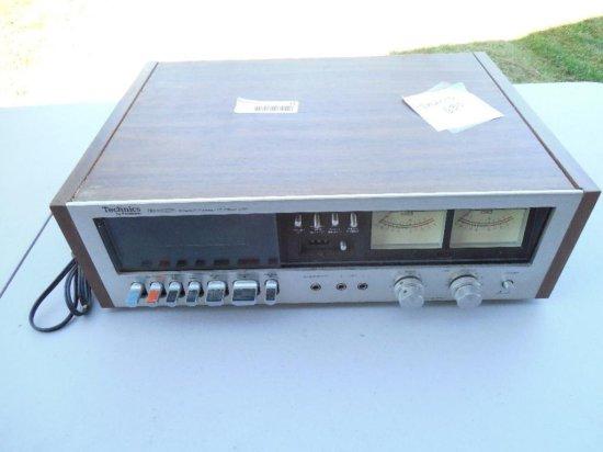 Vintage Technics Stereo Tape Deck