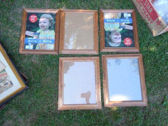 Group Lot of 5 Frames