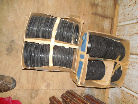 Huge Group Lot of Old 45 Records