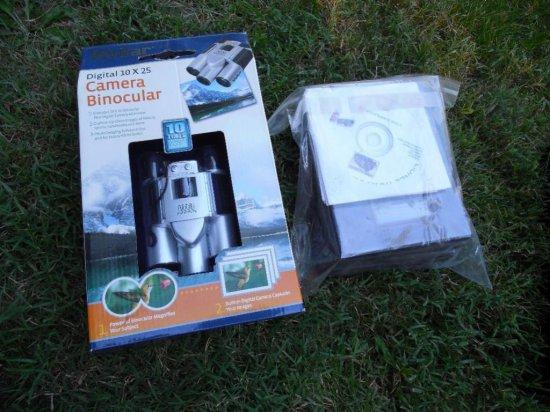 Camera Binoculars PLUS Railroad DVDs