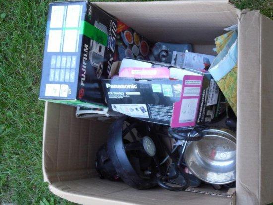 Mixed Lot of Flea Market Type Items