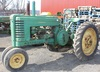 1939 JD A tractor, styled, Serial No. 482787