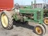 1945 JD B tractor, 3 pt., Serial No. 172495