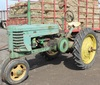 1940 JD H tractor, Serial No. 11880