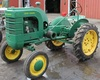 1944 JD LA tractor, Serial No. 8080