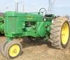 1955 JD 70 Diesel tractor, new paint, Starting Motor, Serial No. 7024966