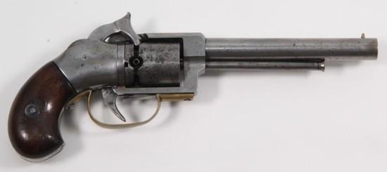 *Exceptional Scarce James Warner, Belt Model Prototype