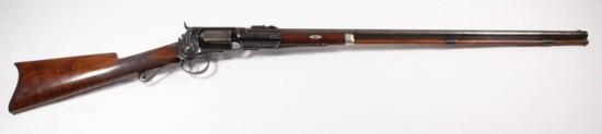 *Colt, Sidehammer Model 1855 Sporting revolving rifle