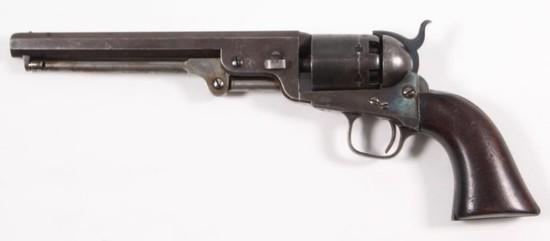*Colt, Presentation Model 1851 London Navy,