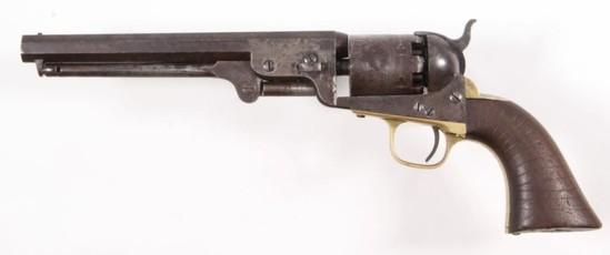 *Colt, Presentation 1851 Navy Model,