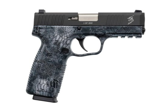 "Kahr Firearms, ST9 John ""TIG 13 Hours Bengazi"" Tie"