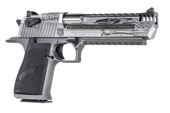 Magnum Research, Dark Alliance Custom Desert Eagle