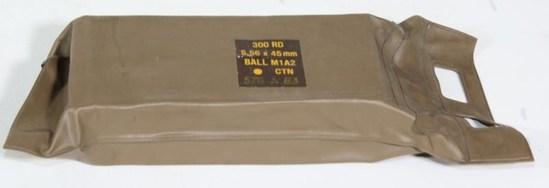 300 rounds 5.56x45mm BALL, M1A2 CTN 570 A 83, sealed battle pack
