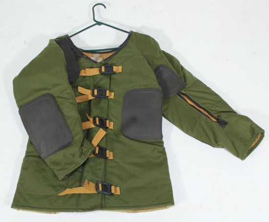 Creedmoor Armory size 40 shooters jacket in excellent condition