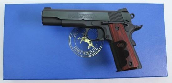"Colt, Government 1911 Wiley Clapp Edition, .45 ACP, pistol, brl length 5"", semi auto,"