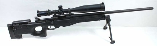 "Remington, Model 700 Accuracy International,.308 Win, rifle, brl length 26"" med. heavy, bolt action"