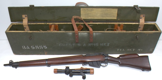 Rare, High Cond. Firearms, Knives/Bayonets, Scopes