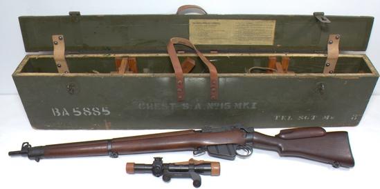 Rare, High Cond. Firearms, Knives/Bayonets, Scopes