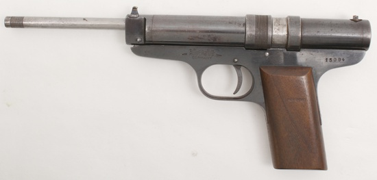 *Hubertus Germany, large frame, .177 cal., s/n 15994, air pistol,