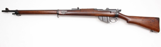 BSA (Birmingham Small Arms), Lee-Speed CLLE Mark II Broad Arrow, .303 Brit