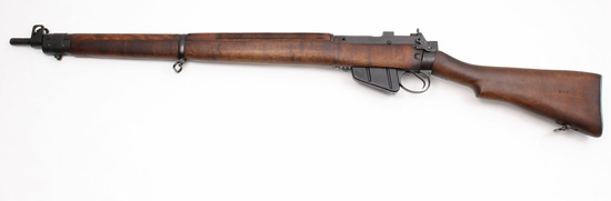 "Long Branch, No. 4 MK1*, .303 British, s/n 25L0539, rifle, brl length 25"","