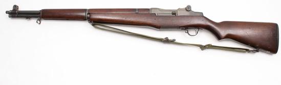 Springfield Armory, M1 Garand, .30-06 Sprg, s/n 2056428, rifle, brl length