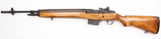Springfield Armory, Model M1A, 7.62x51 Nato, s/n 002934, rifle, brl length