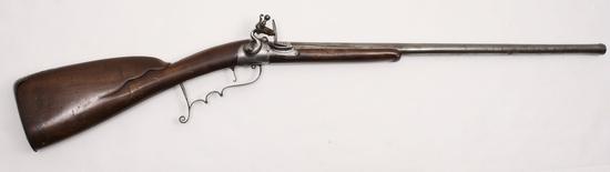 *Scarce John Cookson Boston, Breech loading, .58 cal, s/n NSN BP rifle, brl