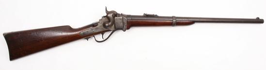 *Sharps Rifle Manufacturing Co., New Model 1863 SRC, .50-70 cf, s/n C22907,