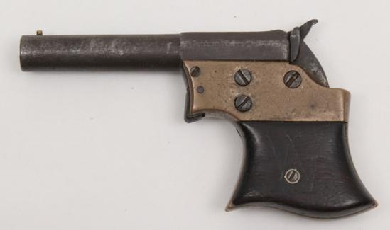 *Extremely Rare Remington Arms, Split Breech Vest Pocket pistol