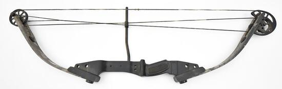 Buck Spike compound bow draw 25, weight 45,