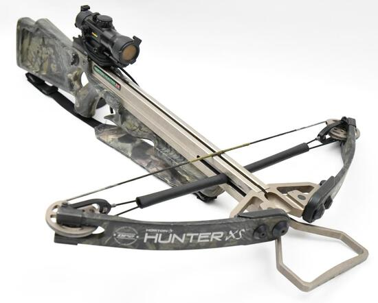 Horton Hunter XS crossbow w/ TRU GLO illuminated