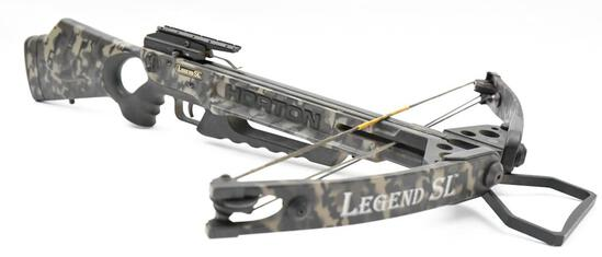Horton Legend SL crossbow with accessories rail