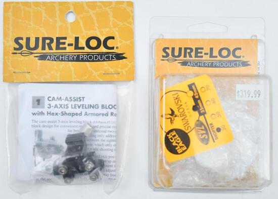 Sure-Loc SLBE35.30 Blk Eagle Lens 35mm