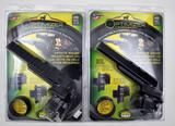 (2) Optimizer Horizon adjustable firearm sighting