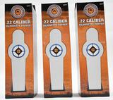 (3) Do-All Outdoors .22 caliber Silhouette Poppers