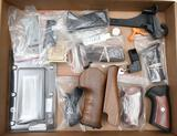 assorted lot to include Thompson Encore pistol